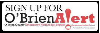 Sign up for O'Brien Alert