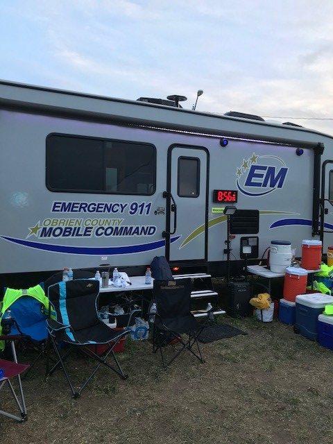 EMA Vehicle
