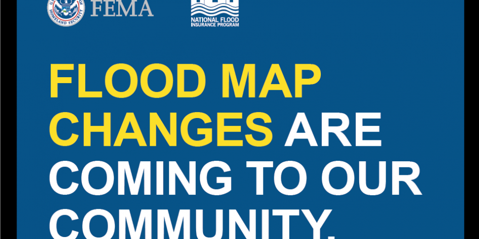 Flood Map Changes