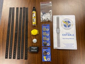 Project Lifesaver materials